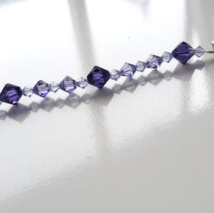 Jewelry - Free🔸️Handmade Swarovski Crystal Bracelet